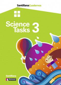 Cuaderno science tasks 3 santillana richmond