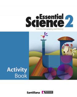 ANT/(09).CUADERNO ESSENTIAL SCIENCE 2O.(CONOCIMIENTO INGLES