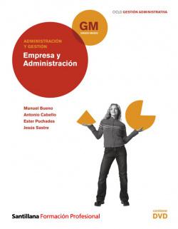 (10).(GM).EMPRESA Y ADMINISTRACION (+DVD)