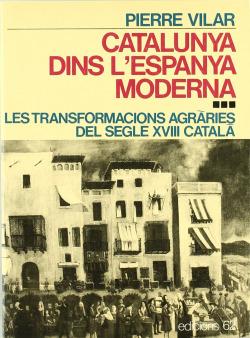 Catalunya dins l'Espanya moderna III.