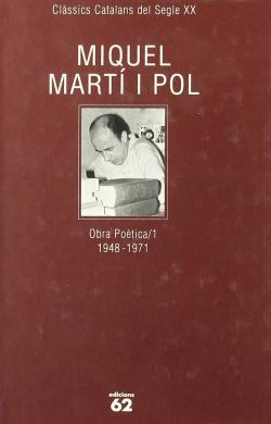 Obra poètica I (1948-1971)