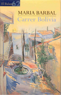 Carrer Bolívia