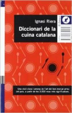 Diccionari de cuina catalana
