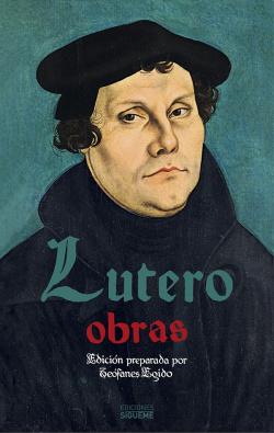 Obras. Lutero