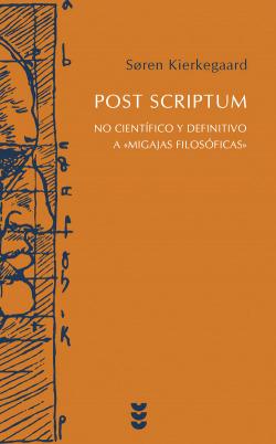 Post scriptum.(FILOSOFÍA).