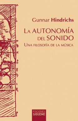 La autonom¡a del sonido