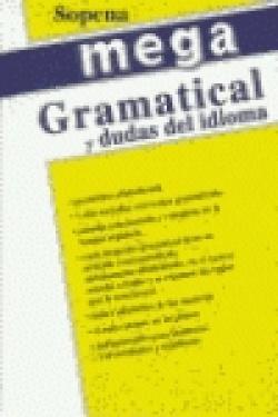 Mega gramatical y dudas del idioma