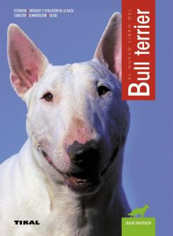 El nuevo libro del Bull terrier