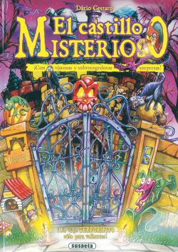 El castillo misterioso (Desplegables terroríficos)