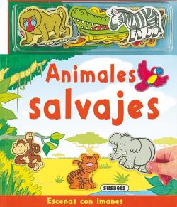 Animales salvajes (Escenas con imanes)