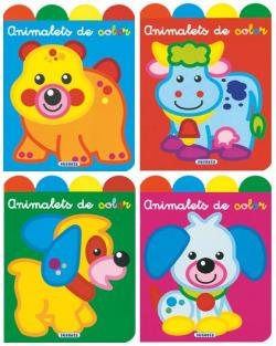 Animalets de color