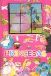 Princesas rompecabezas con cuentos