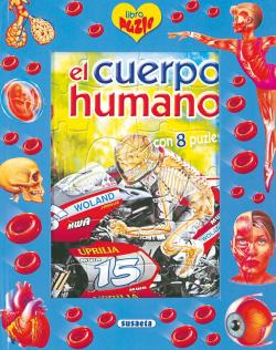 El cuerpo humano (Libro puzle)