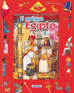 El antiguo Egipto (Libro puzle)