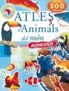 Atles d'animals del món amb adhesius