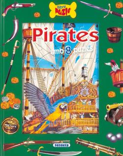 Pirates (Llibre puzle)