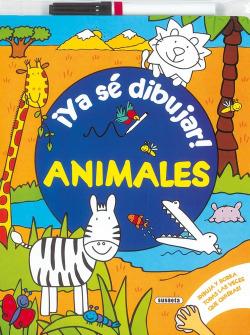 Animales (íYa sé dibujar!)