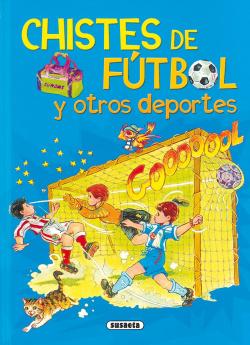 Chistes de fútbol y otros deportes (Adivinanzas, chistes...)