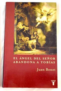 El angel del señor abandona a tobias