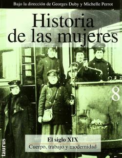 Historia de las mujeres 8 rustica