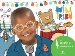 (17).MINI TRIBU 4 AÑOS (MATEMATICAS) EDUCACION INFANTIL