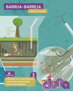 Ciències naturals 3 EPO - Barrija-barreja. Matèria i energia (VAL)(DUNA)