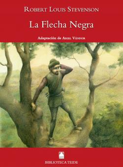 Biblioteca Teide 069 - La flecha negra -Robert Louis Stevenson-