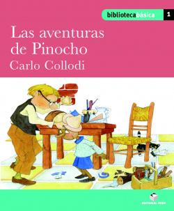 Biblioteca Básica 01 - Las aventuras de Pinocho
