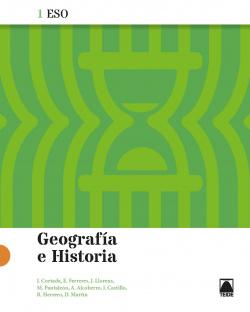 Geografía e Historia 1 ESO - Andalucía