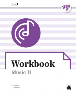 Team UP. Workbook Music II ESO (ENGLISH)