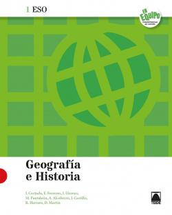 Geografía e Historia 1 ESO - En Equipo