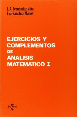 Ejercicios y complementos de Análisis matemático I