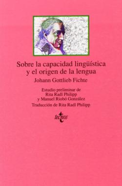 Sobre la capacidad lingüística y el origen de la lengua