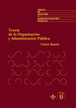 Teoría Organización y Administración Pública