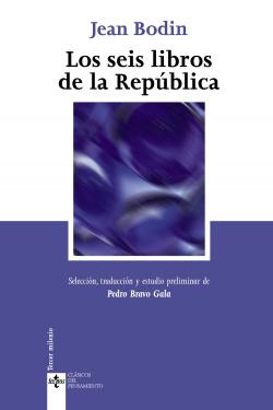 Los seis libros de la República