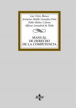 MANUAL DERECHO DE LA COMPETENCIA.(BIBL.UNIVERSITARIA)