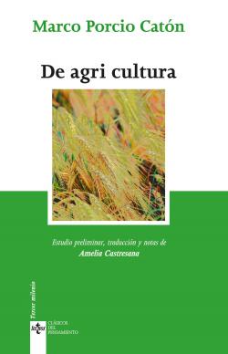 De agri cultura
