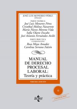 MANUAL DE DERECHO PROCESAL DEL TRABAJO, EL.(BIBL.UNIVERSIT)