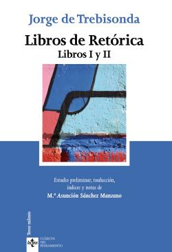 Libros de retórica:libros I y II