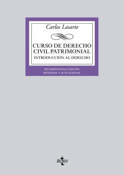 (2013).CURSO DERECHO CIVIL PATRIMONIAL.INTRODUCCION DERECHO