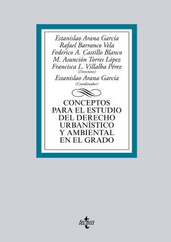 (2013).CONCEPTO ESTUDIO DERECHO URBANISTICO AMBIENTAL GRADO