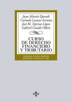 (2013).CURSO DE DERECHO FINANCIERO Y TRIBUTARIO