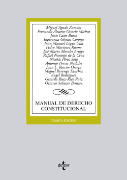 (2013).MANUAL DE DERECHO CONSTITUCIONAL