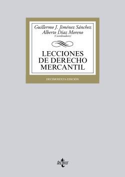 (2013).LECCIONES DE DERECHO MERCANTIL.(BIBLIOTECA UNIVERSI