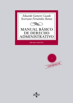 Manual basico de derecho administrativo