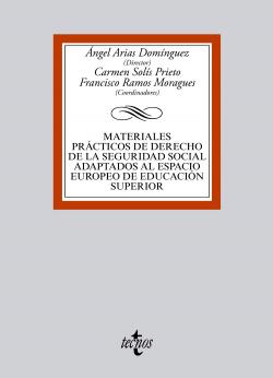 Materiales prácticos de derecho de la seguridad social adaptados al espacio europeo de educación Superior