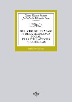 DERECHO TRABAJO Y SEGURIDAD SOCIAL TITULACIONES NO JURIDICA