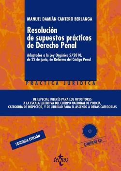 Resolución de supuestos prácticos de derecho penal
