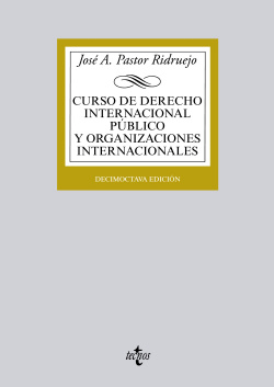 CURSO DERECHO INTERNACIONAL PUBLICO Y ORGANIZACIONES INTER.
