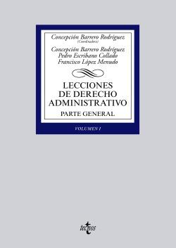 Lecciones de Derecho Administrativo.Parte General